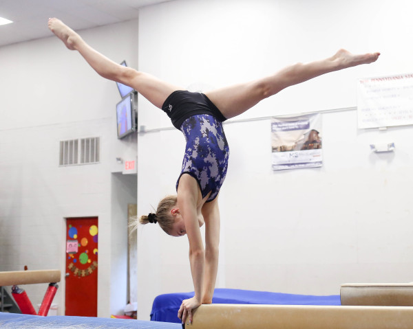 Girls Progressive Gymnastics